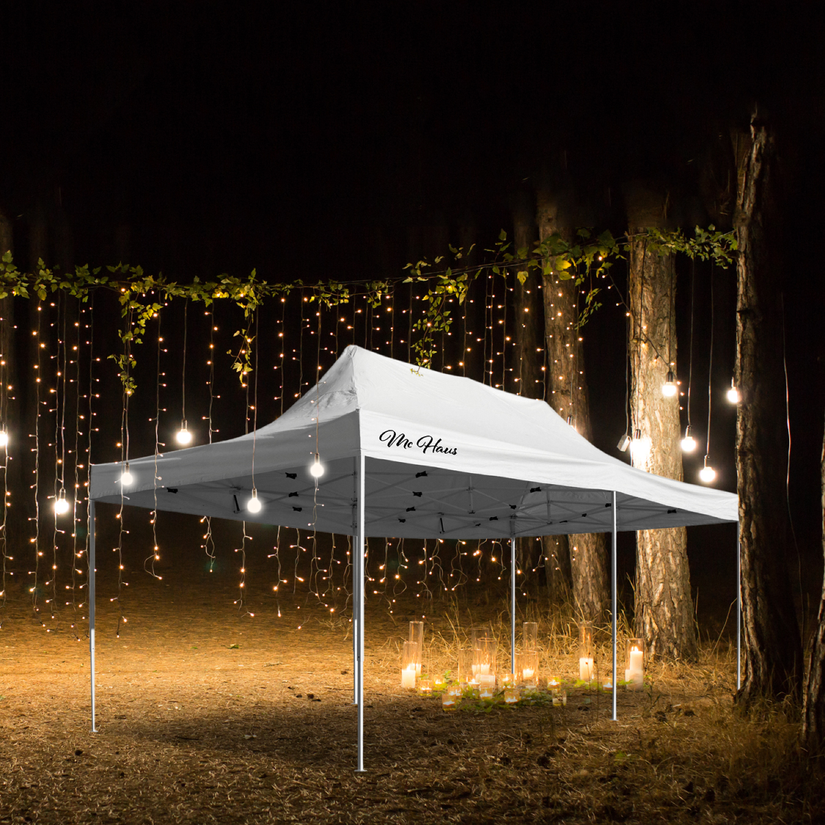 Carpas plegables de jard n baratas ideales para eventos for Carpas jardin baratas
